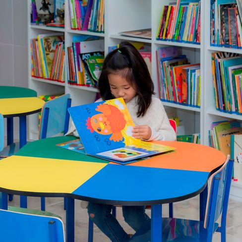 Inauguração Biblioteca
