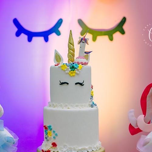 Aniversário Maria Luisa - 1 aninho