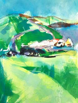 Tennyson Down Freshwater Isle of Wight