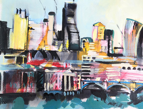 London Acrylic painting.jpg