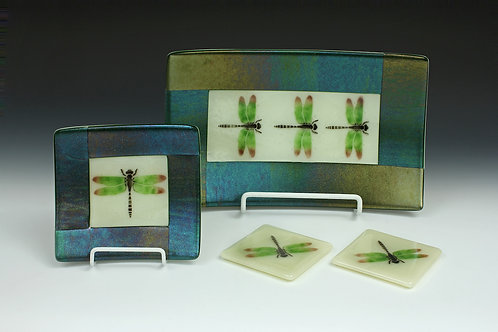 Dragonfly Plates