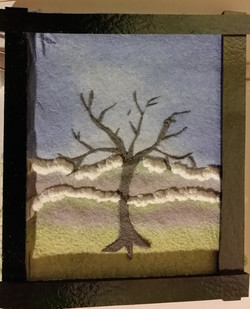 Tree of Life - Winter unfired