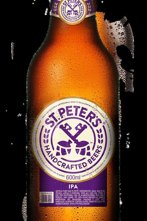 Cerveja St. Peters IPA 600ml