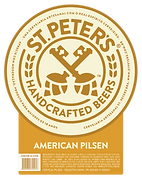 Cerveja St. Peters American Pilsen