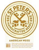 Cerveja St. Peters American Weiss