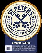 Cerveja St. Peters Amber Lager