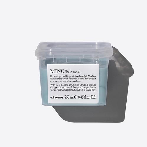 MINU / hair mask
