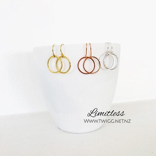 Limitless earrings