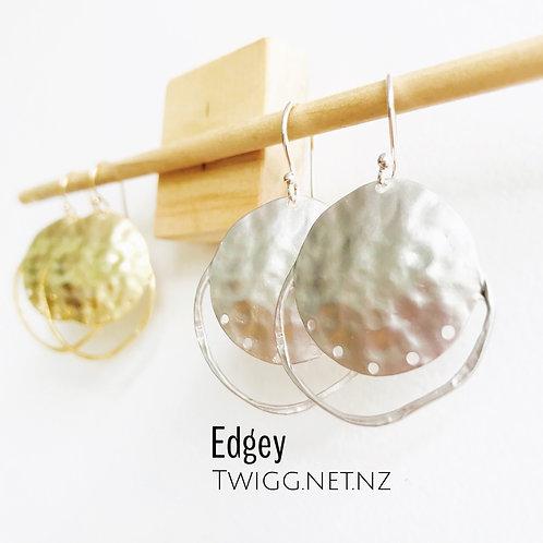 Edge Earring
