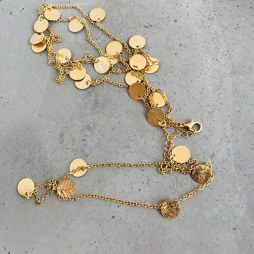 Penny necklaces