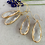 Thumbnail: Audrey tear earrings