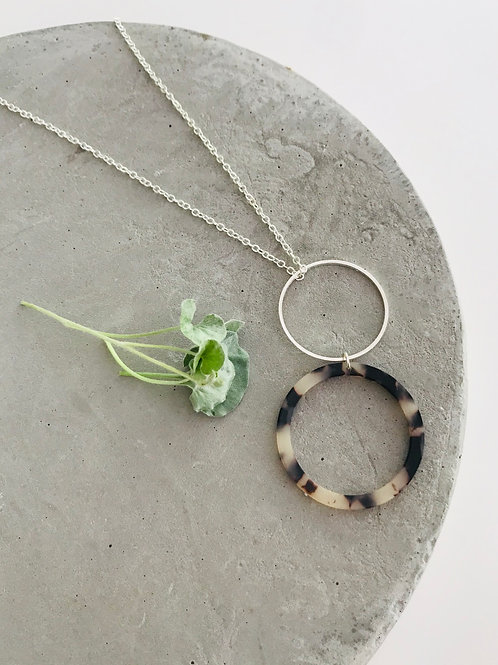 TORT double necklace