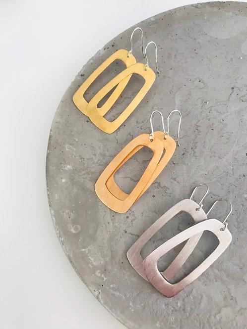 Sunsuri Sterling Silver earrings