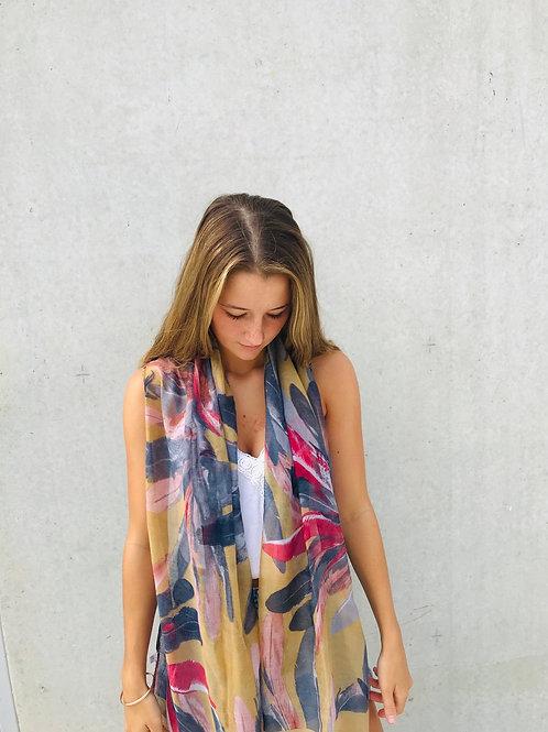 Tropics sun scarf