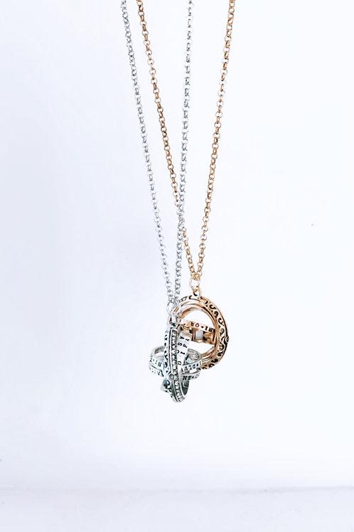 Astronomical  necklace
