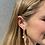 Thumbnail: Captiva earrings - Gold