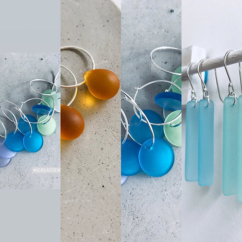 Seaglass best sellers x6 retail mix