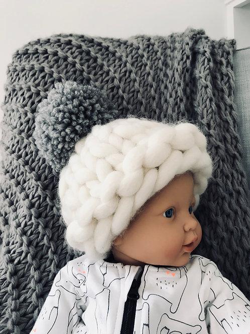 Merino Little One Hat