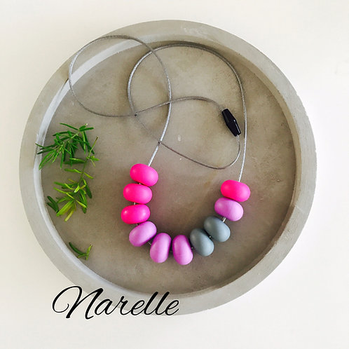 Narelle Silicone Necklace
