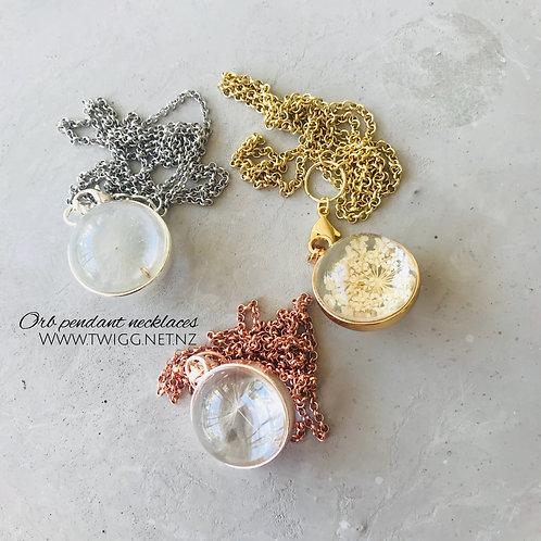 ORB Necklace (W)