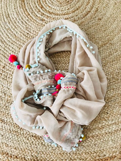Ibiza scarf