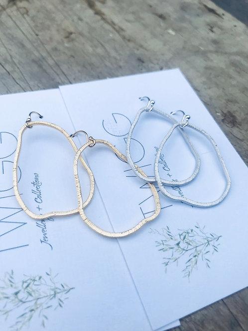 Askew Earrings