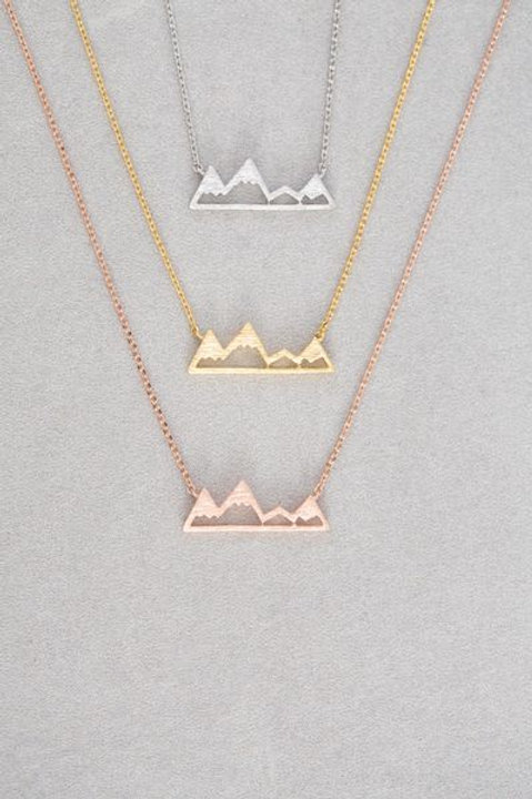 Mount Ollivier pendant