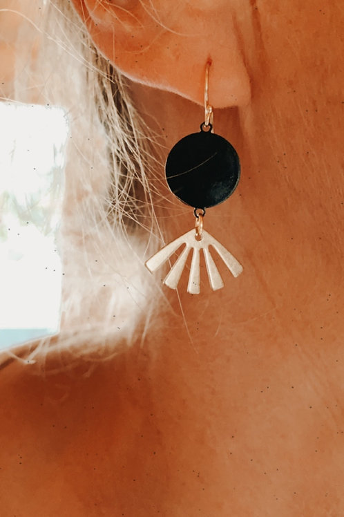 Blakely drop earrings