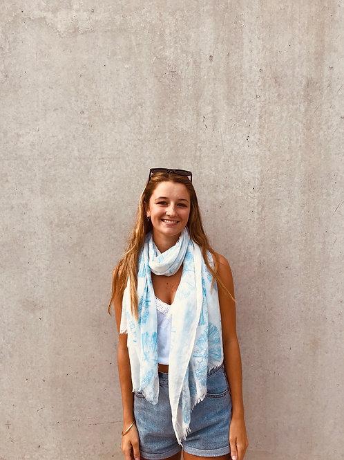 (4) TWIGGY scarf set