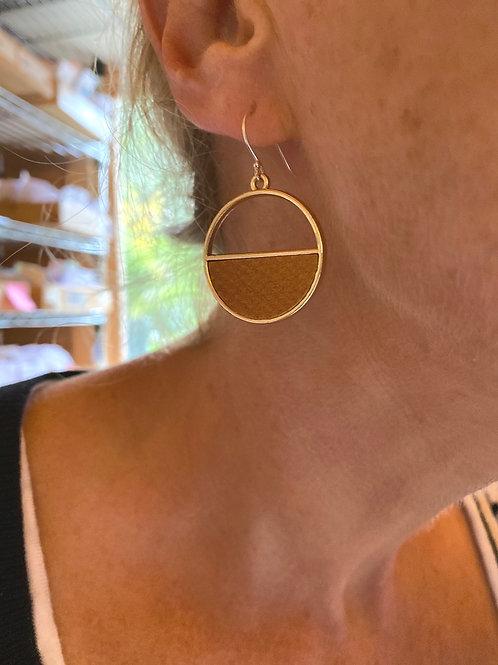 Lera Orbit earrings