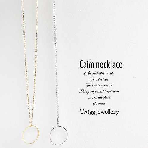 .Caim Necklace