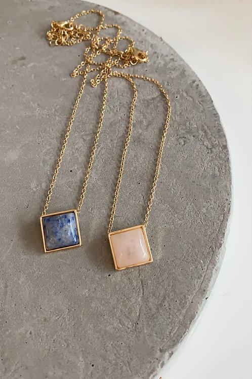 hope pocket necklace