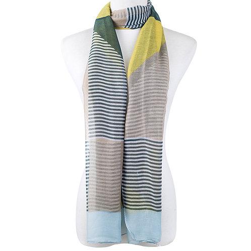 CHLOE sage scarf