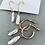 Thumbnail: Pendular pearl earrings