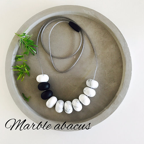 Marble Abacus