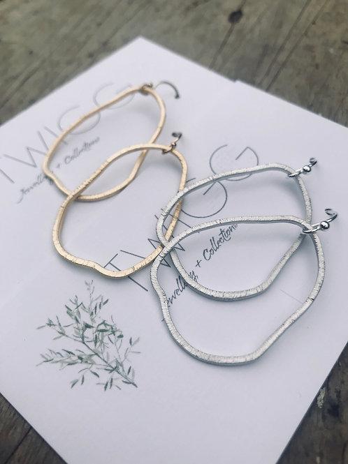 Askew Drop Earrings 0260