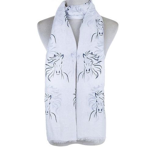 Horse HOY scarf