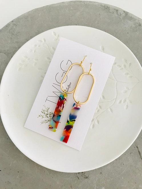 Be bolder earrings
