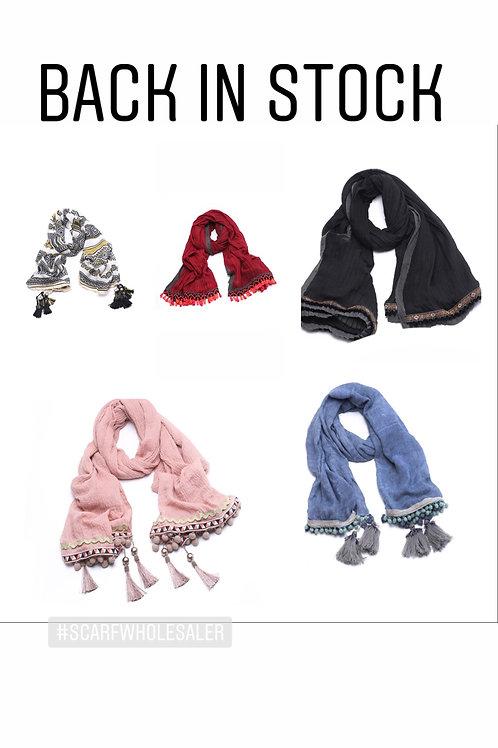 TWIGG scarves