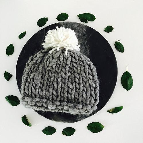 Corriedale Wool Hat (W)