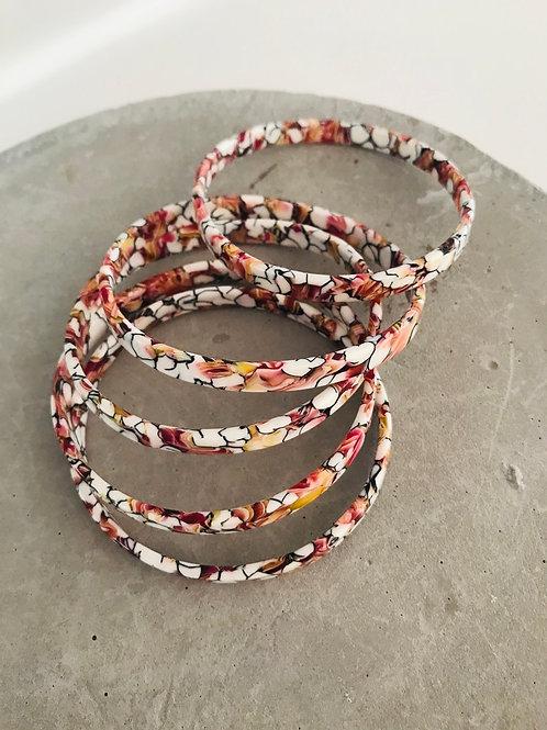 Plant based bracelets