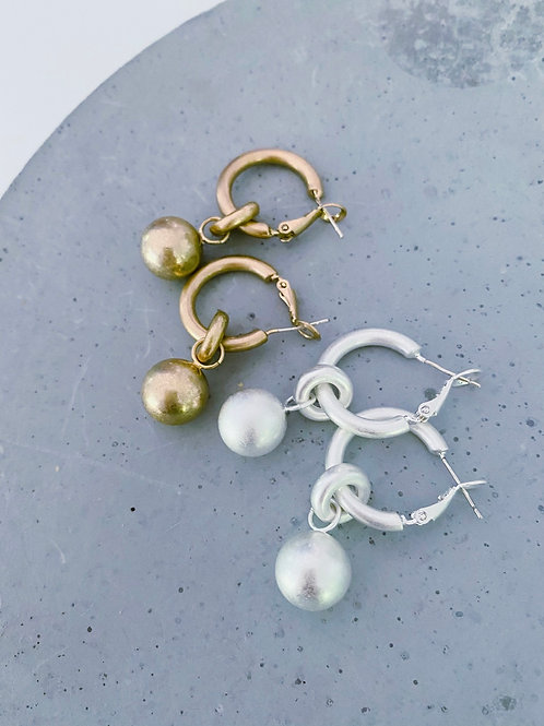 Captiva earrings - Gold