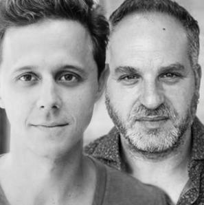 #005: Joe Egender & Leeor Kaufman - Co-Creators of the Netflix series, Un-Natural Selection