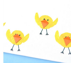 Spring and chicks go hand in hand and we are super excited to share this adorable cork chicks art and craft idea with you.