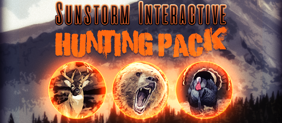 Sunstorm Interactive Hunting Pack