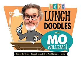 Grab some paper and pencils, pens, or crayons and join Mo Willems to explore ways of writing and making together!