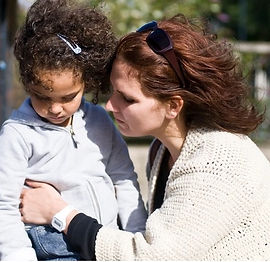 Read this interesting Washington Post child about connecting with your child.