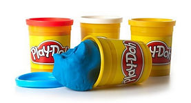Play Activities and Play-Doh recipe