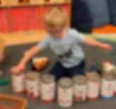 Ami's Ideas for learning Through Play at Home