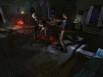 Evil Dead - Hail to the King Screenshot